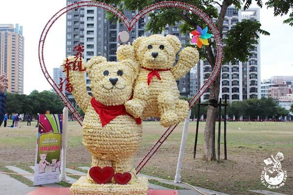 【台中。活動】2014泰迪熊台中樂活嘉年華