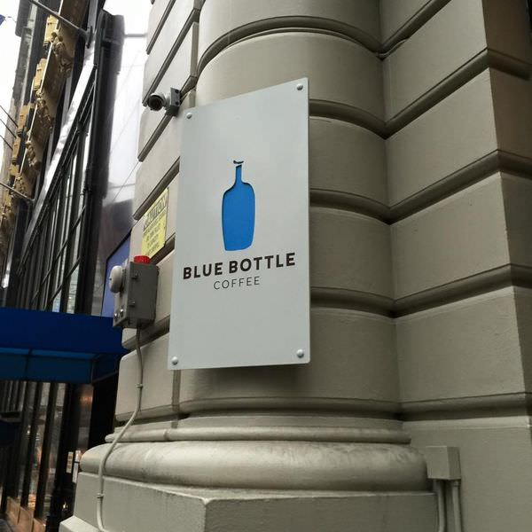 【紐約。咖啡】Blue Bottle Coffee (Bryant Park分店)