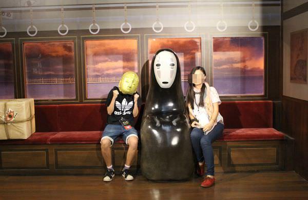【台中。展覽】吉卜力的動畫世界// 宮崎駿的經典場景來台中高鐵展出了,新增台中限定場景和紀念品
