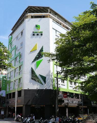台中住宿︳葉綠宿-鄰近逢甲夜市清新簡約的優質旅館