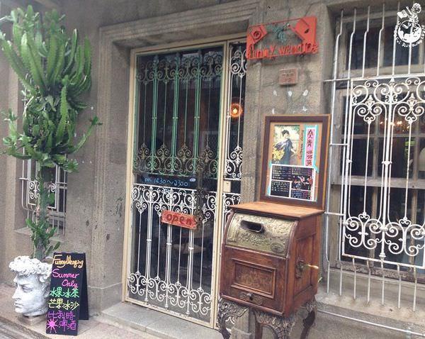 台南咖啡︳文青好好笑 ,神農街個性咖啡店、網美熱門打卡景點