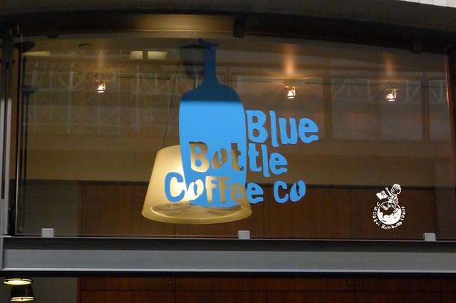 【舊金山。咖啡】 Blue bottle 藍瓶子咖啡 &The Station咖啡店