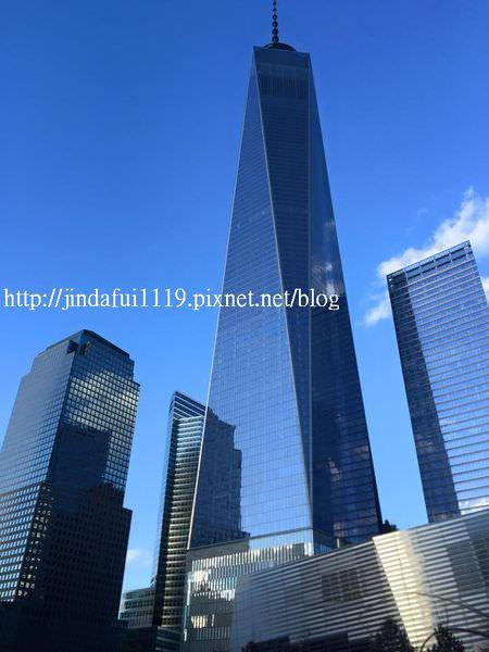 【紐約】911世貿遺址紀念廣場
