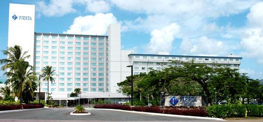 【關島。住】Fiesta Resort悅泰酒店 //在杜夢灣中央的平價五星級酒店
