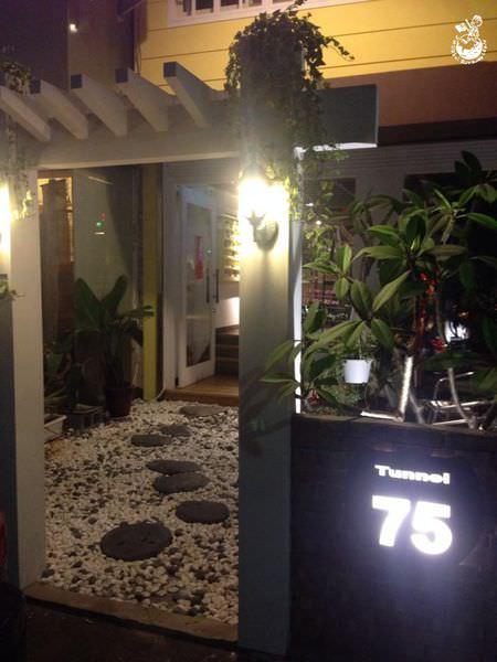 【台中。食】Tunnel 75  Cuisine //美術館周邊新美食餐廳