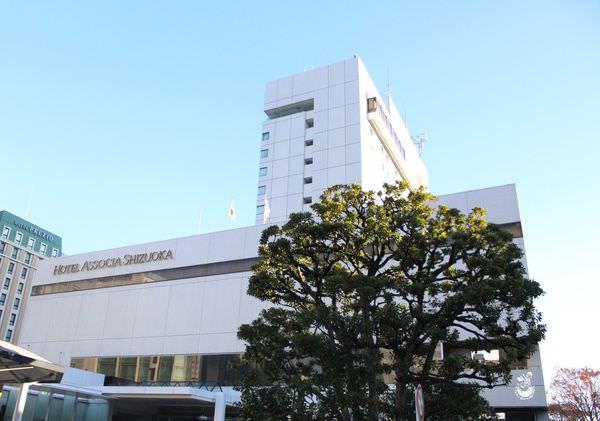 【日本靜岡。住宿】 Hotel Associa Shizuoka // JR靜岡站、靜岡中央郵便局都近在咫尺