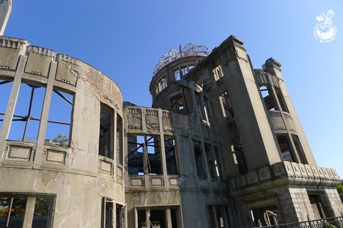 【廣島】原爆和平紀念館 // 在每個遊客心中投下歷史的震撼彈