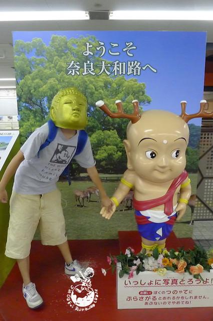 【奈良】東大寺大佛與小鹿亂撞記