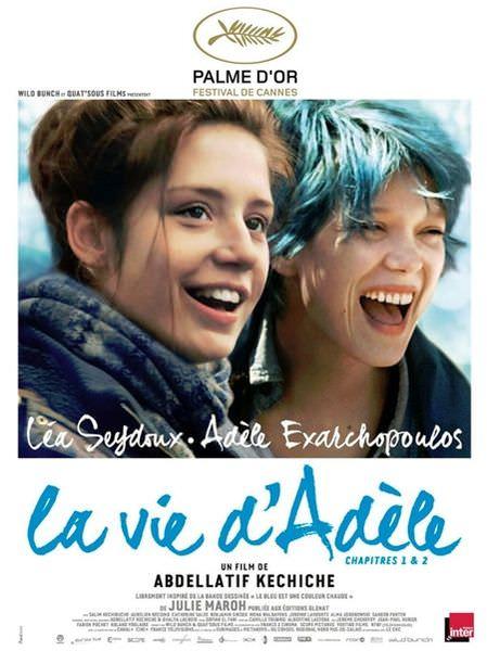 【電影】藍色是最溫暖的顏色