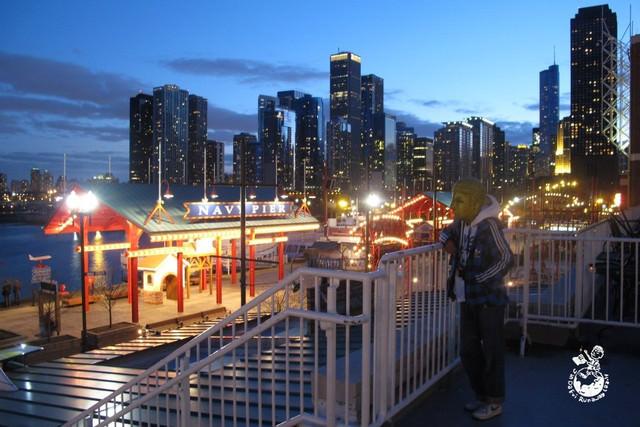 【芝加哥】Navy pier海軍碼頭