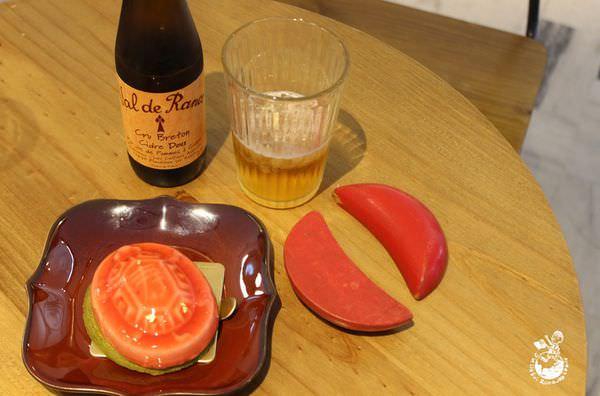 台北甜點︳菓實日,法式甜點結合台灣文化的「紅龜」超級吸睛有梗的!