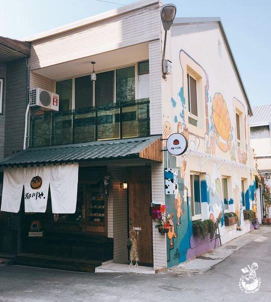 柳川や︳第五市場日式手作麵包店,冰淇淋菠蘿人手一個