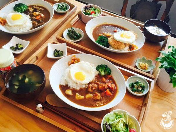 台中咖哩︳小野食堂 ONOSHOKUDO ,美味咖哩藏在精誠路