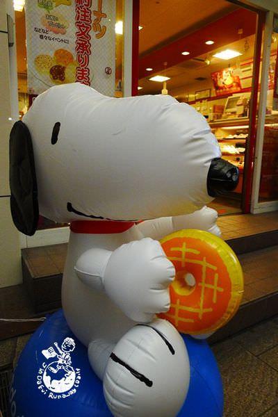 【日本。食】Mister Donut 史努比甜甜圈 ★聖誕節限定
