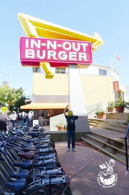 【舊金山。食】In-N-Out Burger