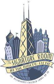 【芝加哥】The Signature Room & Lounge